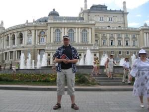 Opera w Odessie.