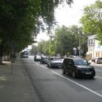 Ulica w Kiszyniowie