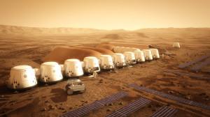 Wizja marsjańskiej kolonii w projekcie Mars One