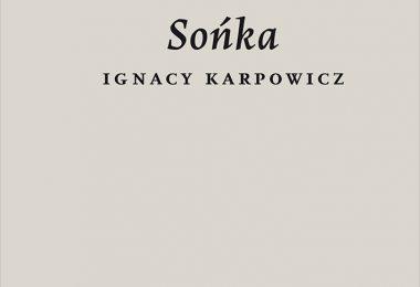 """Ignacy Karpowicz, """"Śońka"""""""