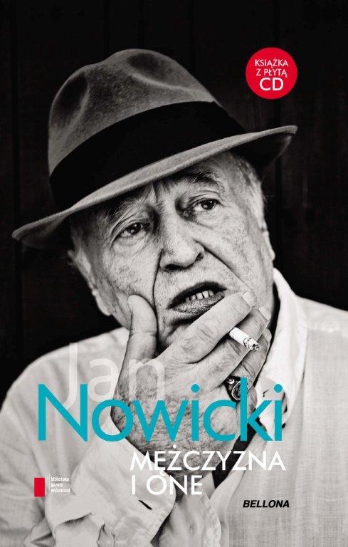 """Jan Nowicki, """"Mężczyzna i one"""""""