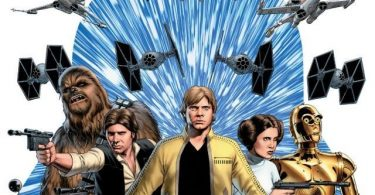 Star Wars #1 by Marvel