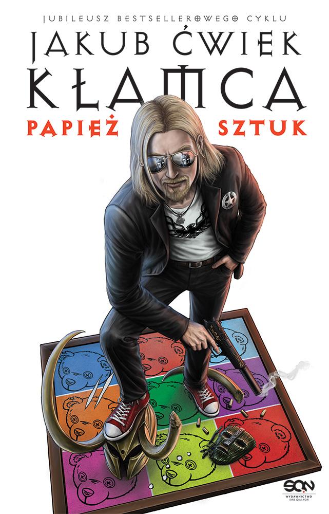 Jakub Ćwiek - Papież Sztuk